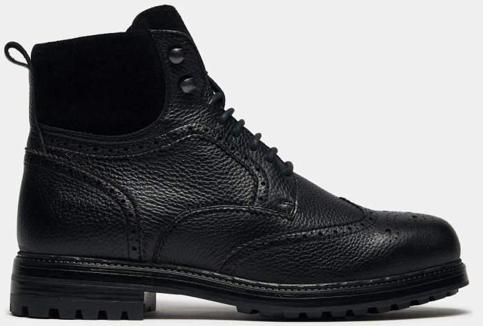 Мужские ботинки Ralf Ringer 085302, черный
