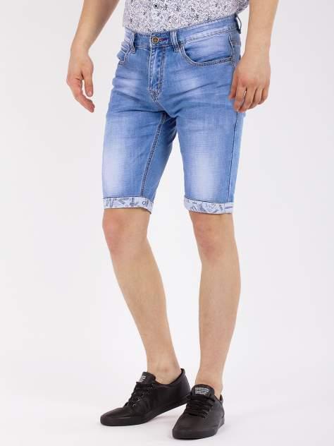 Джинсовые шорты мужские SUPER DATA GD57000519 синие 32