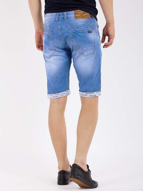 Джинсовые шорты мужские SUPER DATA GD57000521 синие 33
