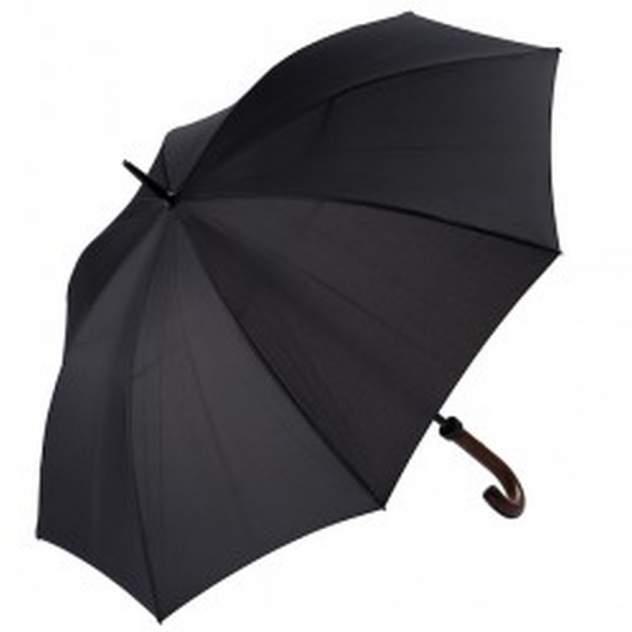 Зонт-трость мужской автоматический Dr.Koffer E416 1s001 черный