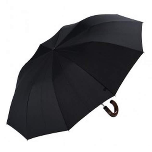Зонт складной мужской автоматический Dr.Koffer E415 1s001 черный