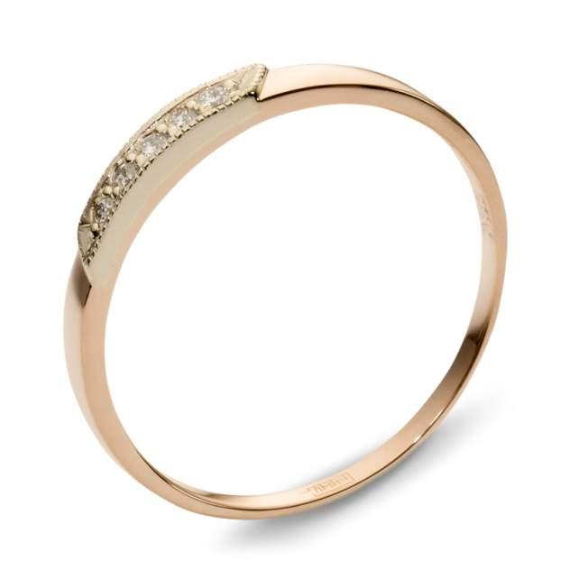 Кольцо женское Эстет 01О660059 р.19.5