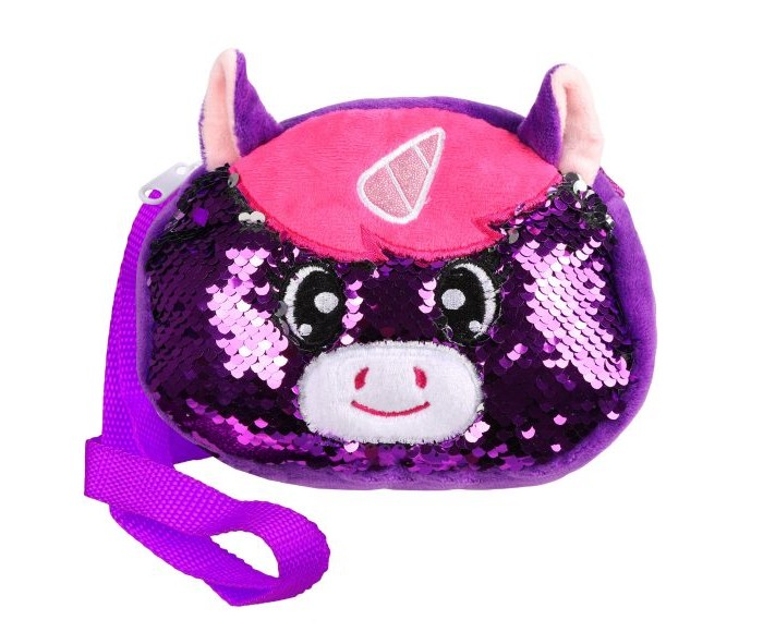Сумка-игрушка детская Fluffy Family Единорог 18*6см