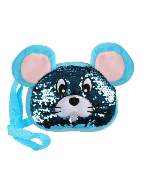 Сумка-игрушка детская Fluffy Family Мышонок 18*6см
