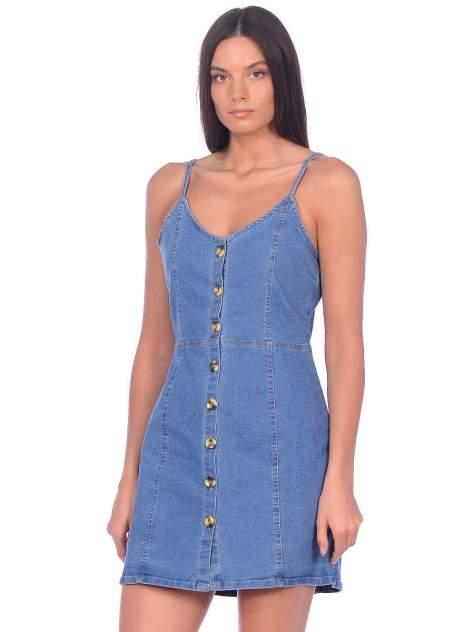 Женское платье Modis M201D00408, голубой