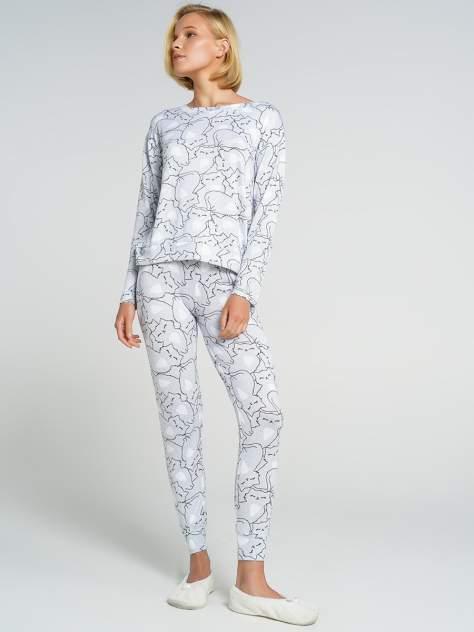 Домашний костюм женский ТВОЕ A6720 серый XS