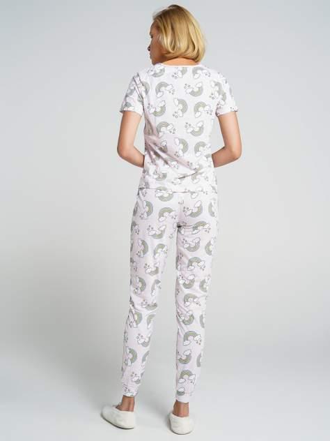 Домашний костюм женский ТВОЕ A6715 серый XS