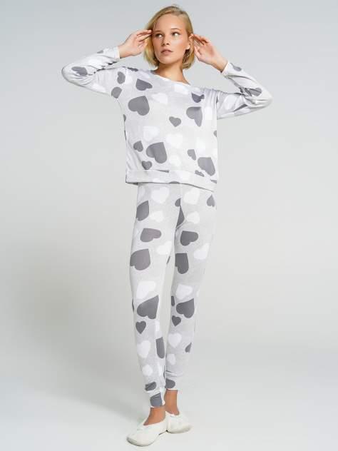 Домашний костюм женский ТВОЕ A6722 серый M