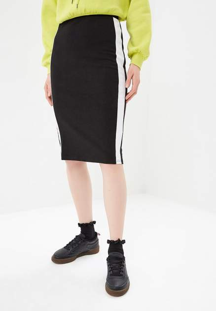 Женская юбка Modis M191W00213, черный