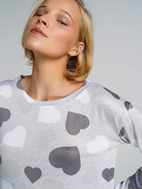 Домашний костюм женский ТВОЕ A6722 серый S
