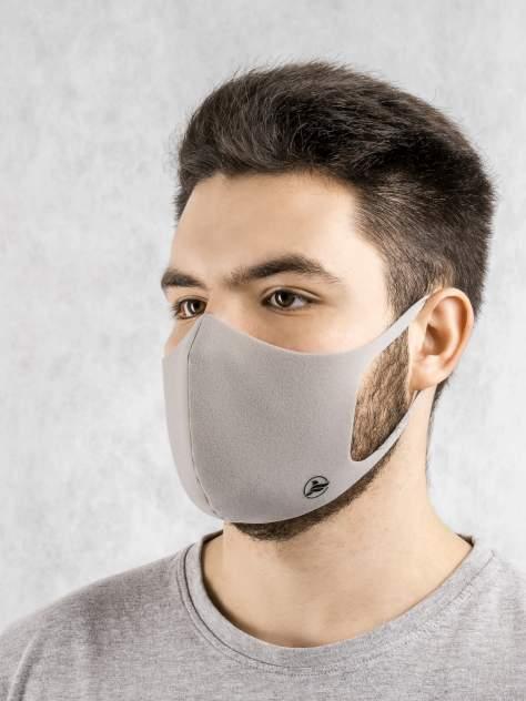 Набор многоразовых масок унисекс Flexpocket FMS-1 серый