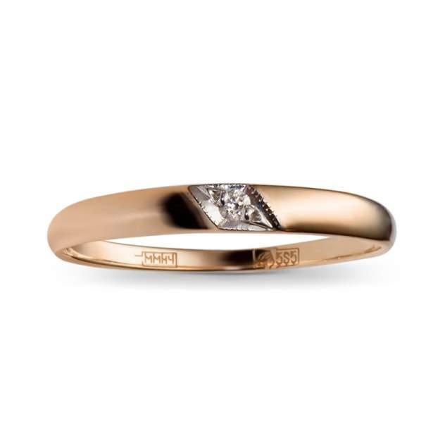 Кольцо женское Эстет 01О610051 р.19
