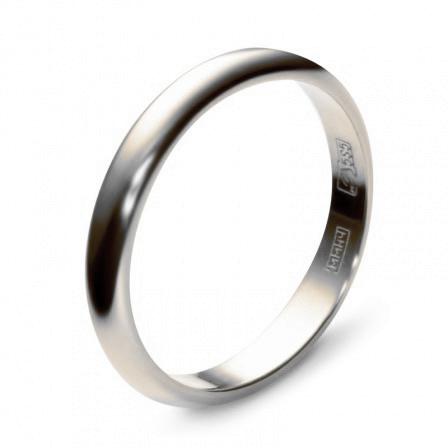 Кольцо женское Эстет 01О050011 р.22