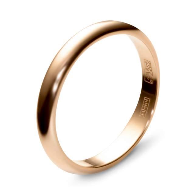 Кольцо женское Эстет 01О010013 р.24
