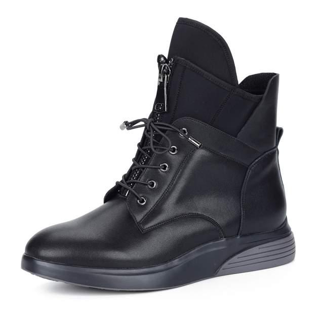 Ботинки женские Respect 18-21-109, черный