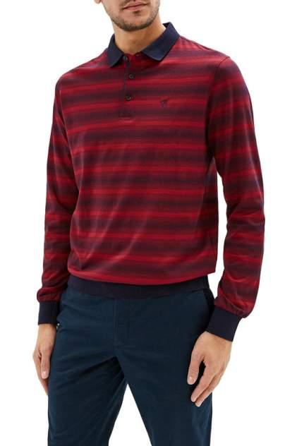 Рубашка мужская La Biali L9683-1/219-10 (БОРДОВая) красная 2XL