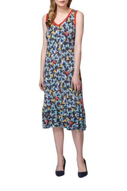 Сарафан женский Helmidge 7410 синий 16 UK