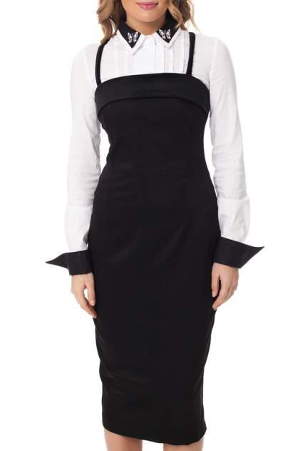 Сарафан женский Gloss 19346(01) черный 34 RU