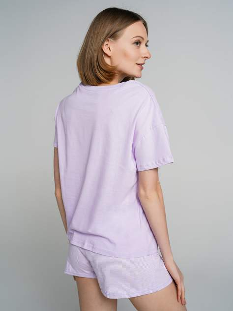 Пижама женская ТВОЕ 75777 фиолетовая XS