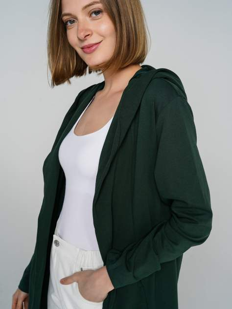 Кардиган женский ТВОЕ 75557 зеленый XL