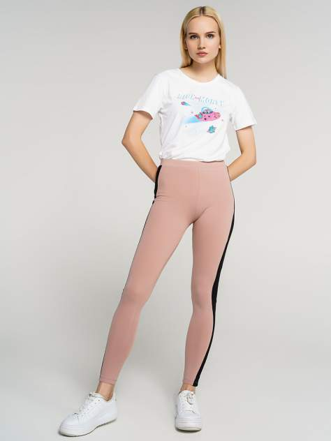 Леггинсы женские ТВОЕ 72164 розовые XL