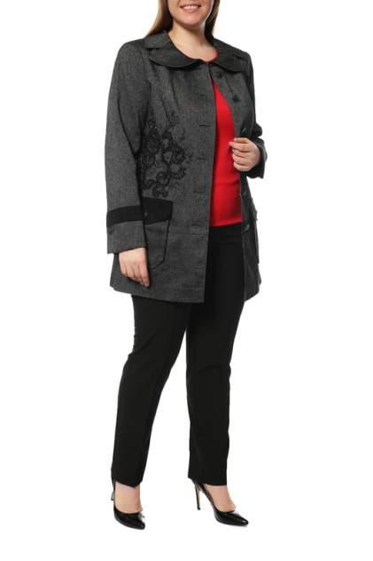 Жакет женский KR 4225 серый 52 RU