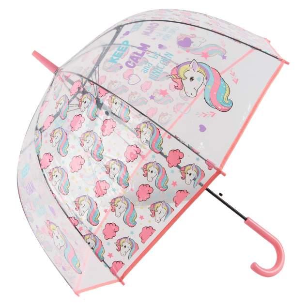 Зонт для детей Kidix FNGS21-1 transparent прозрачный one size