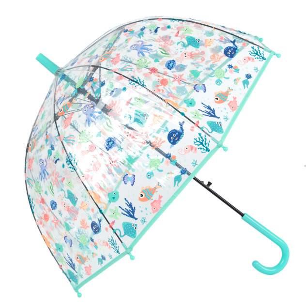 Зонт для детей Kidix FNGS21-4transparent прозрачный/принт one size