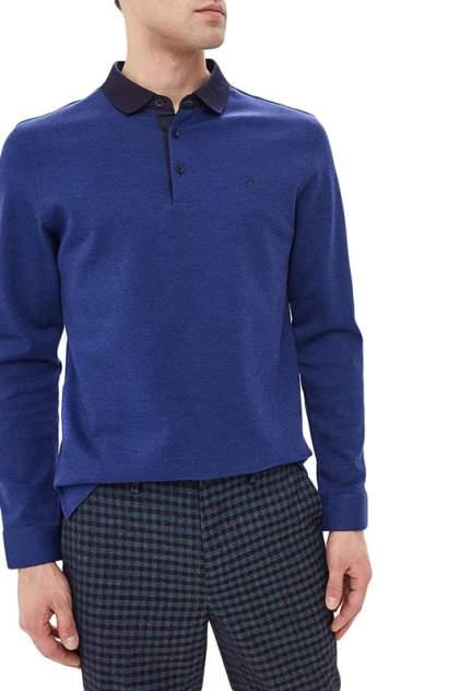 Рубашка мужская La Biali L941/218-6 (ЭЛЕКТРИК) синяя 2XL