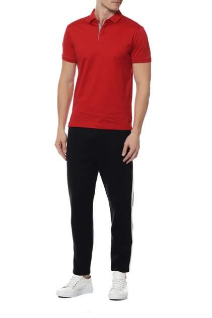 Рубашка мужская La Biali 9607/119-9 КРАСНая красная 3XL