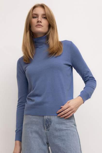 Женская водолазка Emka B2673 , синий