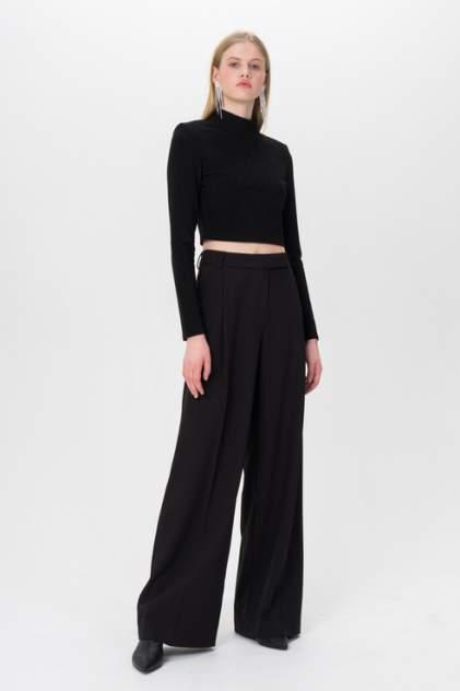 Женские брюки Vilatte D24.413, черный