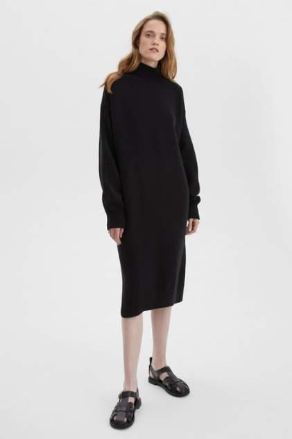 Женское платье AIM Clothing D-778-PHR-02, черный
