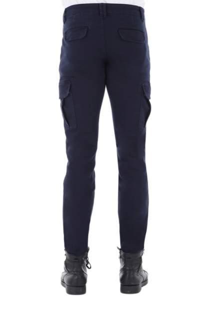 Брюки мужские BAWER J-2594-03 синие 44