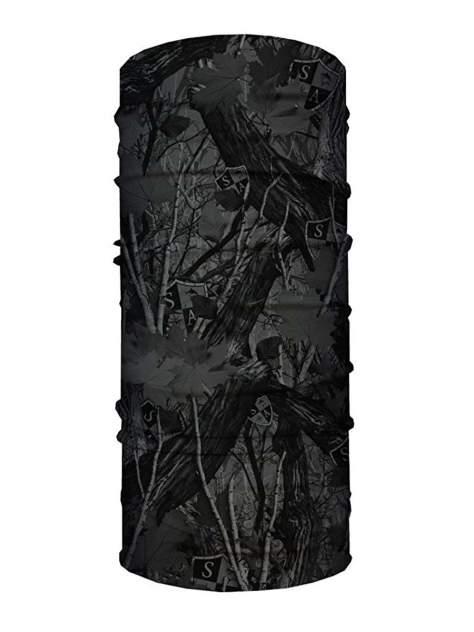 Шарф-труба унисекс SA CO SA-50406 BLACKOUT FOREST CAMO, р. 27 х 53 см