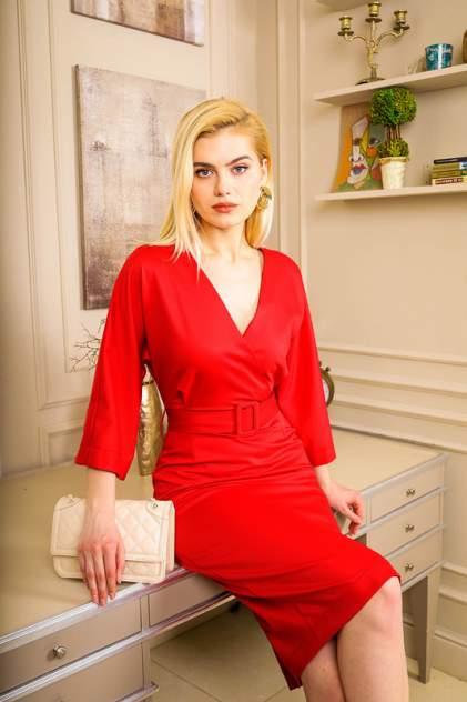 Женское платье BEZKO БП 3700, красный