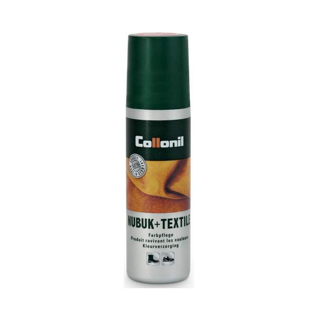 Жидкий крем для ворсовых видов кожи Collonil Nubuk+Textile