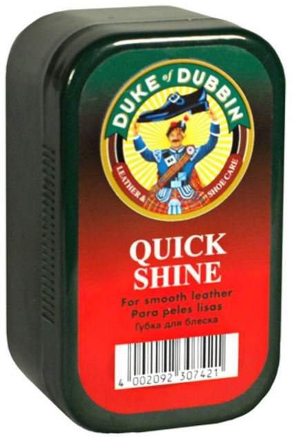 Губка Duke Quick Shine