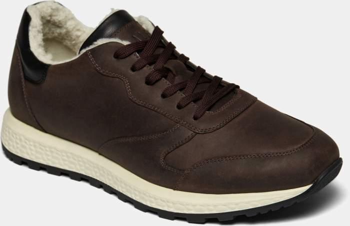 Низкие кроссовки мужские Ralf Ringer 138105 коричневые 43 RU