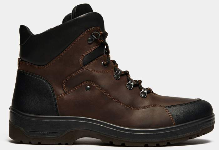 Ботинки мужские Ralf Ringer 590309 коричневые 44 RU