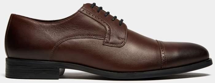 Туфли мужские Ralf Ringer 110102_1, коричневый