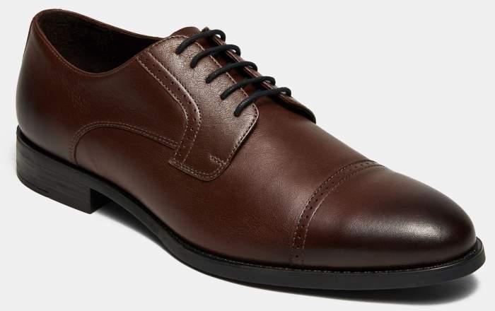 Туфли мужские Ralf Ringer 110102_1 коричневые 44 RU