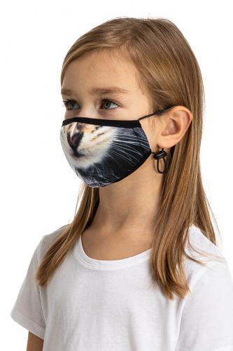 Маска для лица Spiro детская Kitty