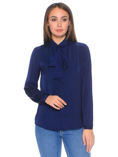 Женская блуза Modis M162W00646, синий