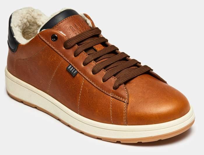 Кеды мужские Ralf Ringer 134105 коричневые 43 RU