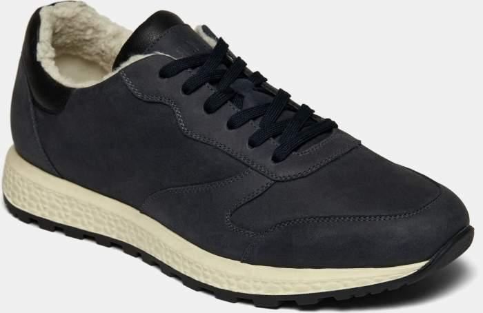 Низкие кроссовки мужские Ralf Ringer 138105 синие 45 RU
