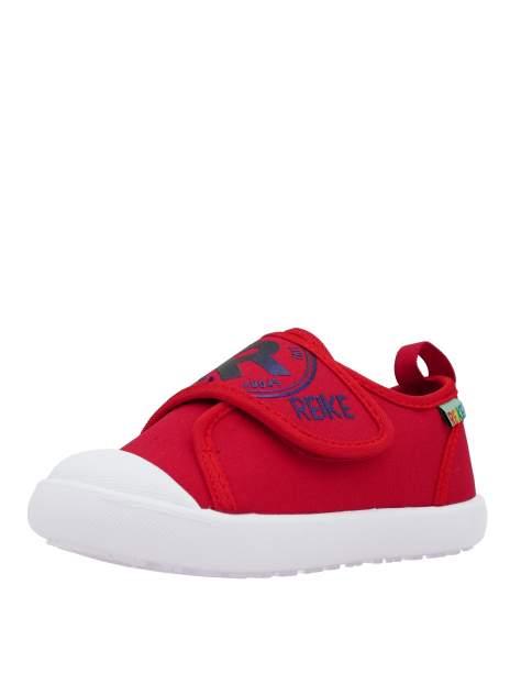 Кеды детские Reike Basic red, SUC001BS18, 24
