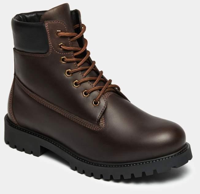 Ботинки мужские Ralf Ringer 460201_2 коричневые 42 RU