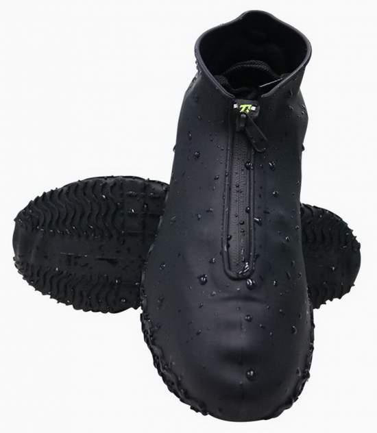 Силиконовые чехлы-бахилы для обуви HagenStore черные M (35-40)