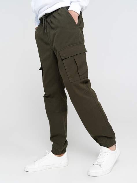 Спортивные брюки мужские ТВОЕ A6697 зеленые XL